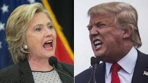 Donald Trump vs Hilary Clinton