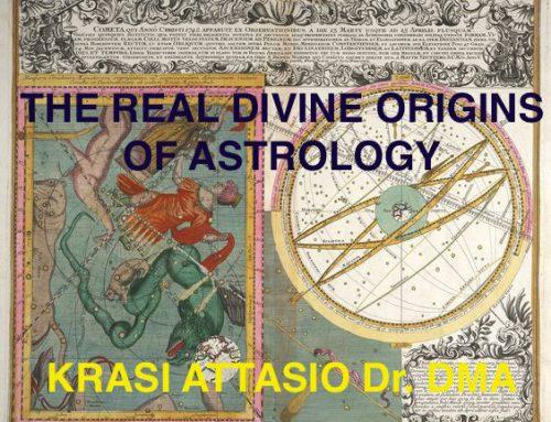 THE REAL DIVINE ORIGINS OF ASTROLOGY. BABYLONIAN ASTROLOGY