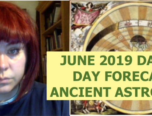 LUNARIUM DAY BY DAY JUNE 2019 FORECAST