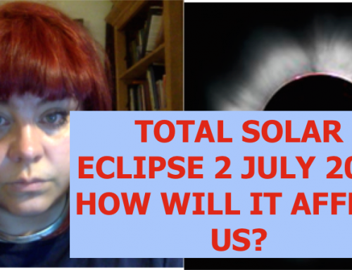 HOW WILL THE TOTAL SOLAR ECLIPSE ON 2 JULY 2019 AFFECT US? ANCIENT ASTROLOGY